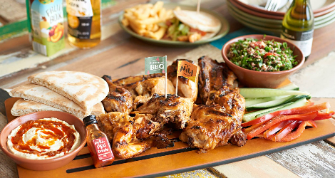 Nandos – Elizabeth Shopping Centre