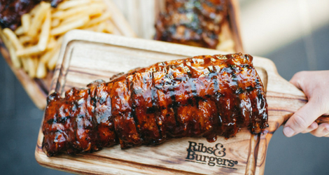 Ribs and Burgers – The Star