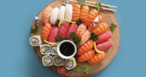 Sushi Hub – Victoria Gardens